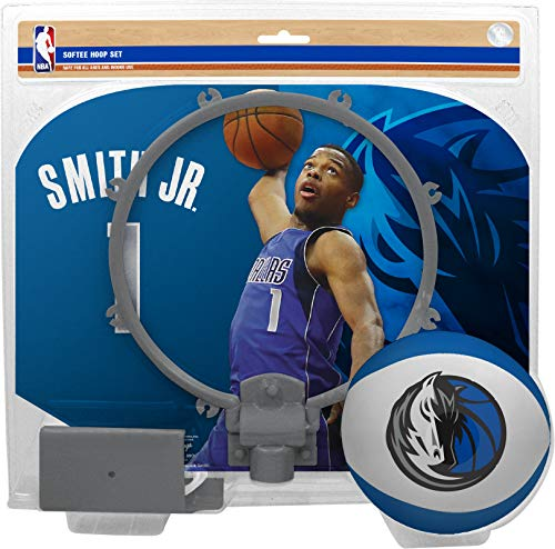 NBA Dennis Smith Jr. NBA Basketball Player Hoop Setnba Player Hoop Set (All Player Options), No Color, One Size ()