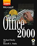 Learn Microsoft Office 2000, Michael Busby, 1556227167
