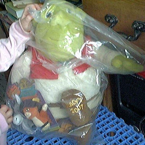Macy's 2007 Shrek 20