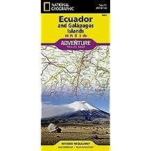 Ecuador & Galapagos (Adventure Map)