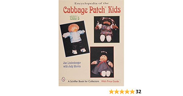 Schiffer Book for Coll - Paperback NEW JAN LIND CABBAGE PATCH KIDS COLLECTIBLES