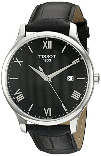 tissot-mens-tradition-swiss-quartz-stainless-steel-and-leather-dress-watch-colorblack-model-t0636101