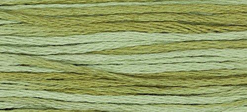 Weeks Dye Works Embroidery Floss Thread, Dried Sage