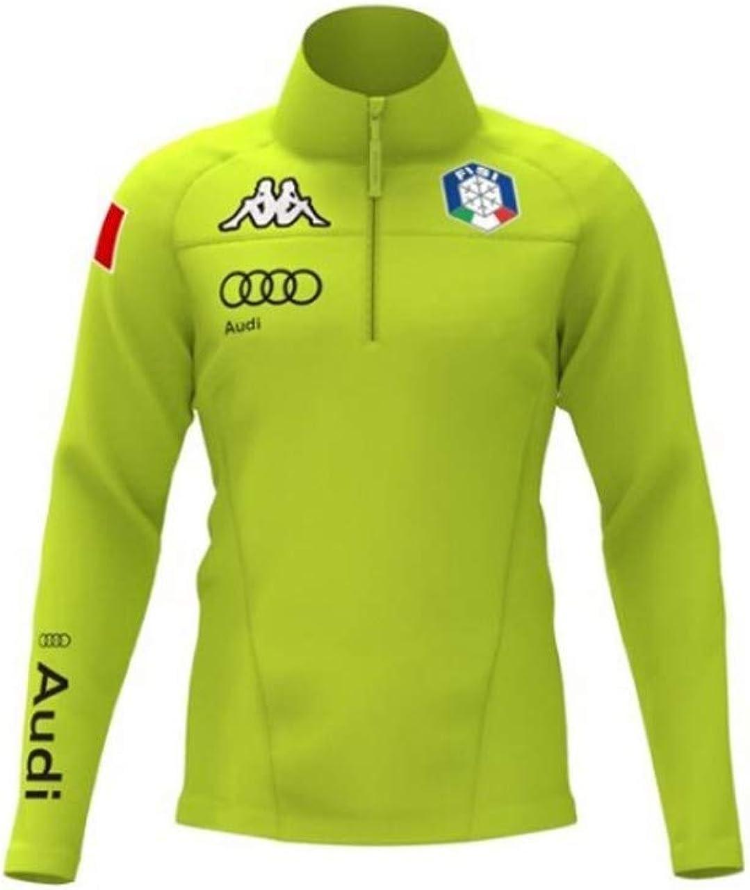 Microfleece Unisex Italian Ski Federation Kappa 6Cento 687B Fisi