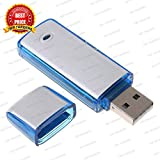 USB PEN DRIVE VOICE RECORDER, SPY AUDIO RECORDER DEVICE, Clear Audio Hidden Recording Usb Pen Drive Voice recorder 4GB memory inbuilt. Original brand (BY TRP TRADERS)
