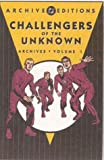 Challengers of the Unknown - Archives, Dave Wood, 1563899973