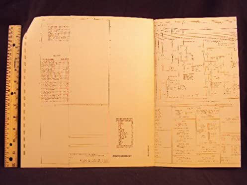 1978 78 ford pinto mercury bobcat electrical wiring diagrams rh amazon com