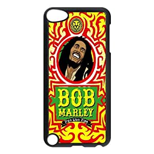 Clzpg Unique Design Ipod Touch 5 Case - Bob Marley diy shell phone case