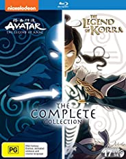 Avatar: The Last Airbender & The Legend of Korra - The Complete Collec