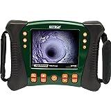 Extech HDV610 High Definition VideoScope, 5.5mm Diameter/1-Meter Flexible Cable
