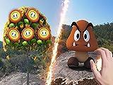 Super Mario Bros Real Life Super Fire Flower