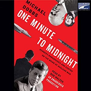 One Minute to Midnight Hörbuch