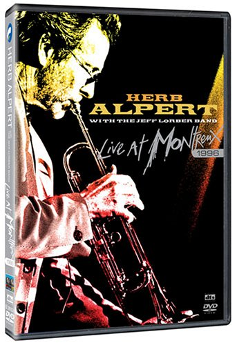 Herb Alpert - Live at Montreux 1996 by RED Distribution