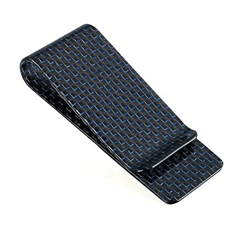 Very, very nice carbon fiber money clip. Bought as a gift and I know my son will love it. It's design is nice, sturdy and very classy.