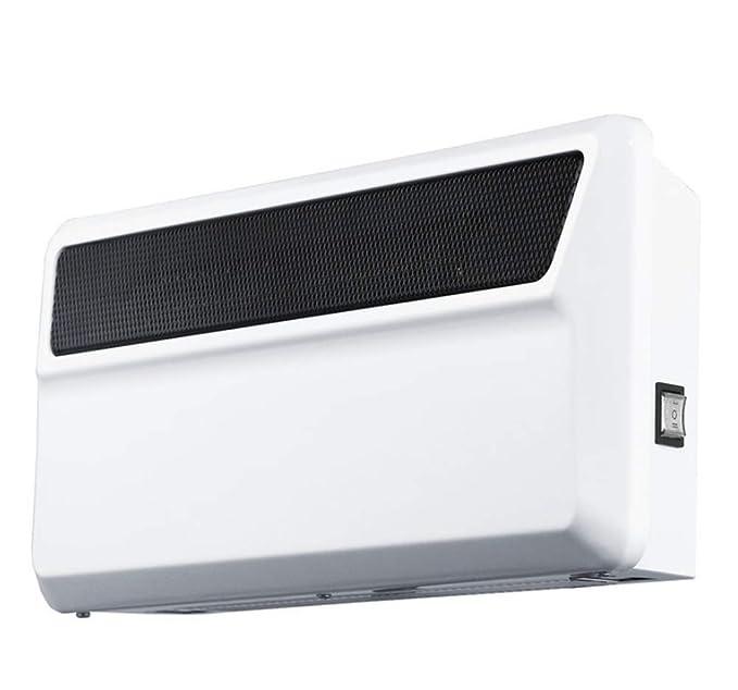 QGGL Aire Acondicionado Calentador Casa Escritorio El pequeño Sol Ventilador eléctrico de Interior Radiador Impermeable Mini Portátil Calentador de ...