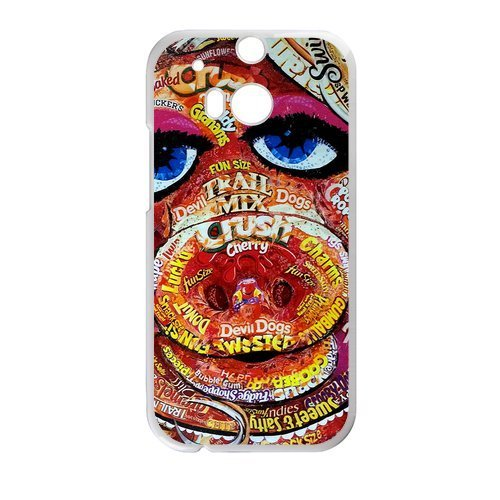 Zyhome HTC One M8 Muppets Kermit Miss Piggy Design Case Cover for HTC One M8 (Laser Technology) (Kermit And Miss Piggy Costumes)