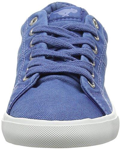 Blue Rocket Mujer Zapatillas Azul B00 Dog Campo para P1PYgr
