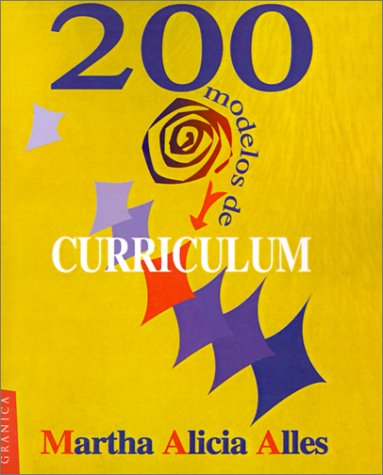 200 Modelos de Curriculum (Spanish Edition)