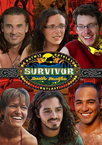 Survivor: South Pacific - Season 23 by CBS Home Entertainment