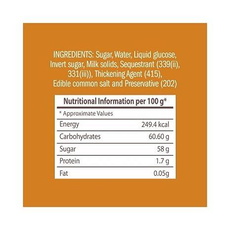 Sirope de Caramelo Hersheys 623 Gramos: Amazon.es: Alimentación y bebidas