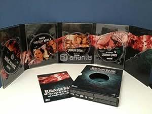 Pack Parque Jurasico Trilogia [DVD]