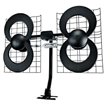 Antenna's Direct C4-CJM 20-Inch ClearStream 4 Extreme Range UHF Outdoor Antenna Mount