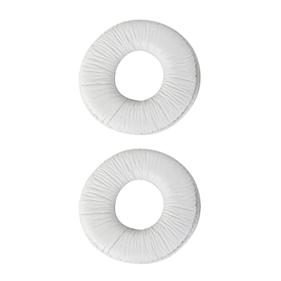 Sharplace 1 Par de Almohadillas para Auriculares Oídos Cojines para Sony Mdr Zx100 ZX300