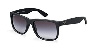 63509589f Image Unavailable. Image not available for. Color: Ray Ban Ray-Ban RB4165  Justin 601/8G Sunglasses