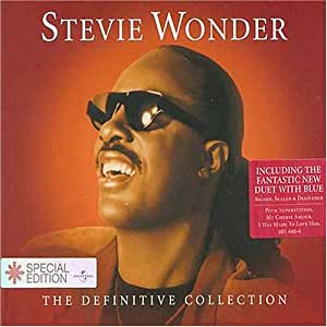 Stevie Wonder Definitive Collection Amazon Com Music