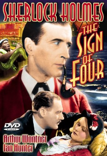 Sherlock Holmes - The Sign of Four (DVD) (1932) (All Regions) (NTSC) (US Import)