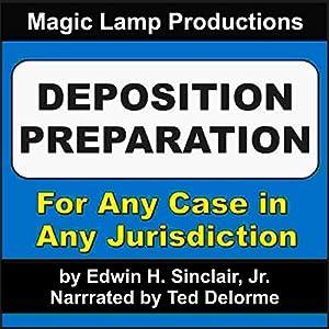 Deposition Preparation Audiobook