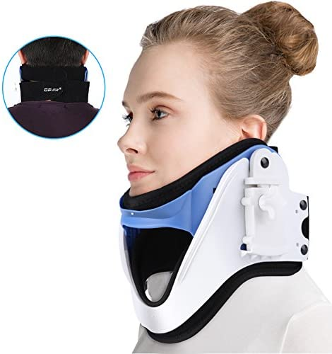 Cervical Traction Adjustable Correction Dizziness