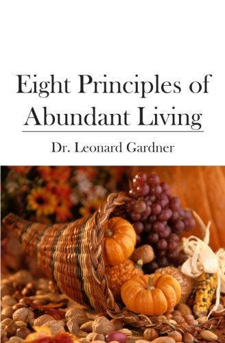 Download Eight Principles of Abundant Living pdf