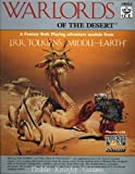 Warlords of the Desert, Charles Crutchfield, 1558060588