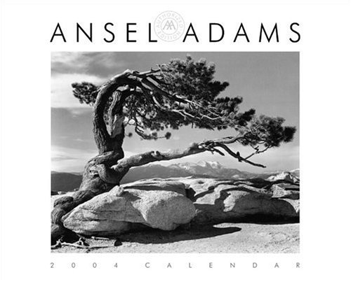 ansel adams 2004 wall calendar
