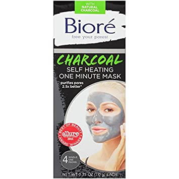 Charcoal Face Sheet Mask - 1 Count by The Creme Shop (pack of 12) Elemis - Soothing Massage Cream Mask - 250ml/8.5oz