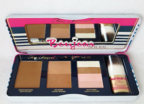 Too Faced Bronzer Wardrobe