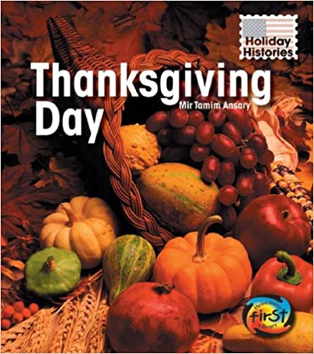 Download Thanksgiving Day (Holiday Histories) PDF
