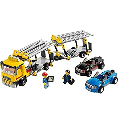 LEGO City Great Vehicles 60060 Auto Transporter: Toys & Games