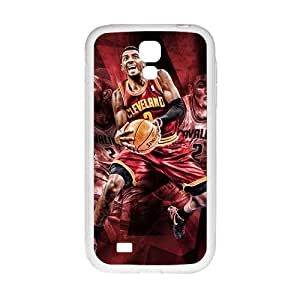 Happy Kyrie Irving Cleveland Cavaliers NBA Phone Case for Samsung Galaxy s4