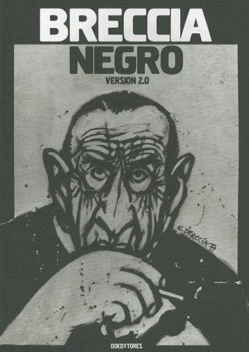Breccia Negro Version 2.0 (Spanish Edition)
