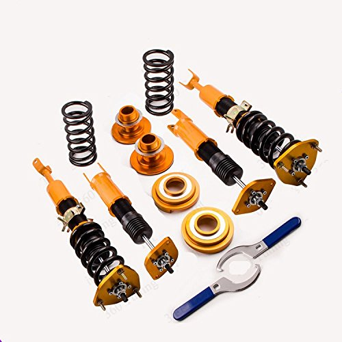 - GOWE Coilovers Suspension For Nissan 350Z Z33 Infiniti G35 Street Adjustable Coilovers Suspension Coupe 3.5L Complete Coilover 02-07 Coil Spring Shock