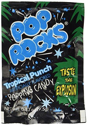 Pop Rocks Tropical Fruit Punch, 24 count