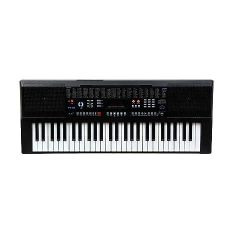 Piano de teclado, Reproducción de disco en U, Piano de ...