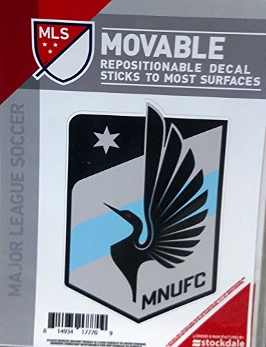 United Decal Cut Die (Minnesota United FC 5