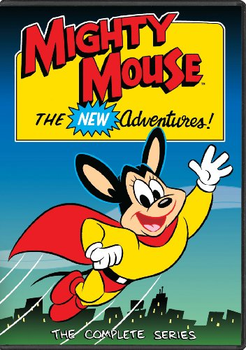 Mighty Mouse: The New Adventures - The Complete (Mighty Mouse Cartoon)