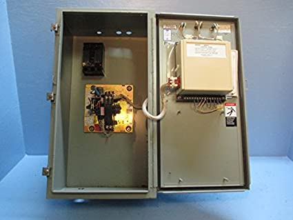 asco automatic transfer switch manual
