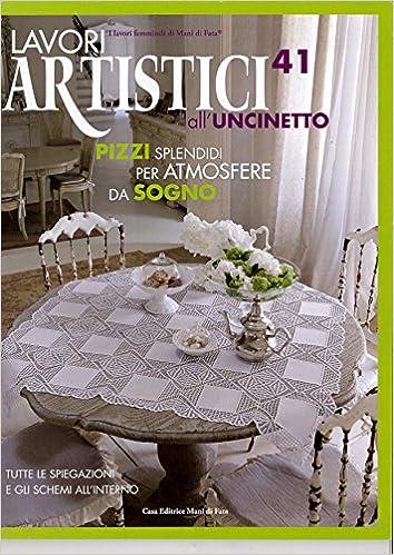 Amazonit Lavori Artistici Alluncinetto 41 Casa Editrice Mani Di