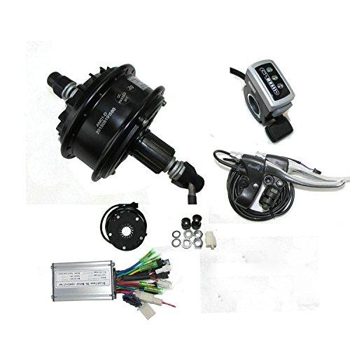 36V 250W高速ギアリアモータ、YOUEモーター、電動バイクキット、自転車用電動モーター B07BFQMR2C