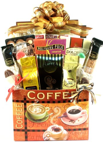 - Village Caffé, Deluxe Coffee Lovers Gift Basket ()